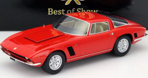 1:18 BoS Iso Grifo 7 Litri IR8 1972 red