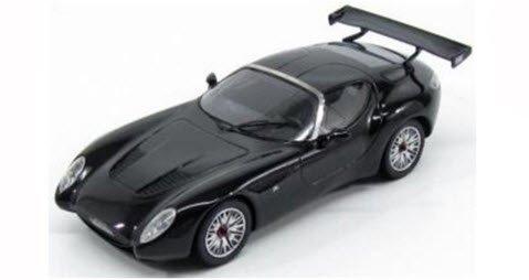 KESS ケス KE43044000 1/43 マセラティ モストロ レーシング ザガート 2015 ブラック