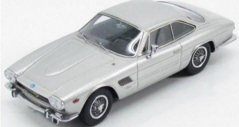 KESS ケス KE43014070 1/43 マセラティ 5000 GT ベルトーネ 1961 シルバー (4 フロントライト)