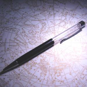 カスタムボールペン(黒)