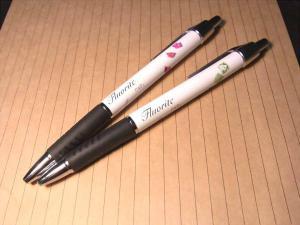 フローライトボールペン