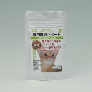 Dr.Voice 猫にやさしいトリーツ 腸内環境サポート