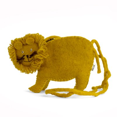NILO/アニマルポーチ ライオン(Animal Pouches LION)