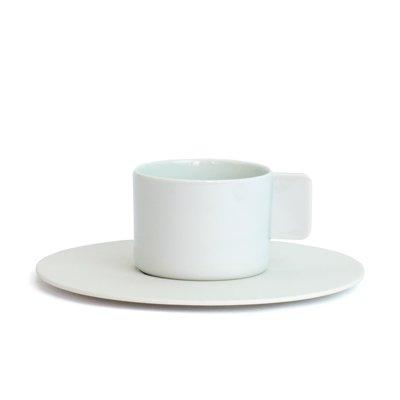 1616/arita japan/S&B コーヒーカップ(ホワイト/ブルー)