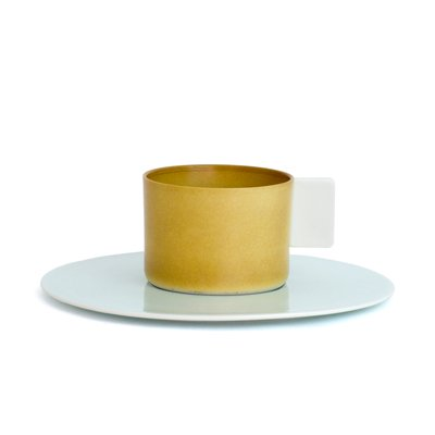 1616/arita japan/S&B コーヒーカップ(ブラウン)