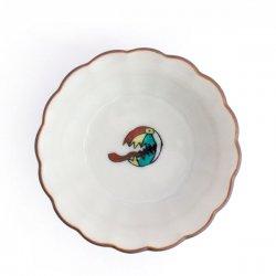KUTANI SEAL/菊小鉢 紙風船おばけ(限定品)