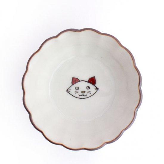 KUTANI SEAL/ 菊小鉢 子猫