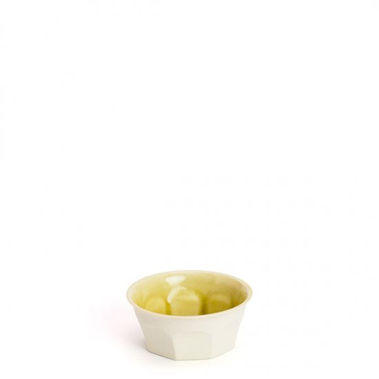 HASAMI/Vidrobowl Cream yellow (S)