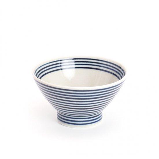 馬場商店/藍駒 茶碗小