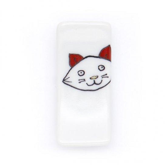 KUTANI SEAL/ 箸置 子猫