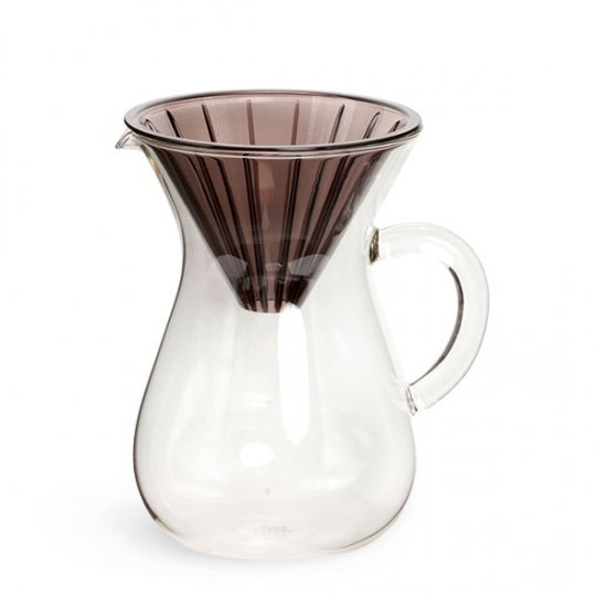 KINTO/コーヒーカラフェセット 600ml (ペーパードリップ用)