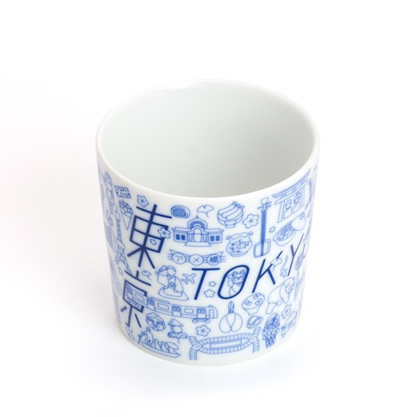 KIHARA/TOKYO ICON カップ