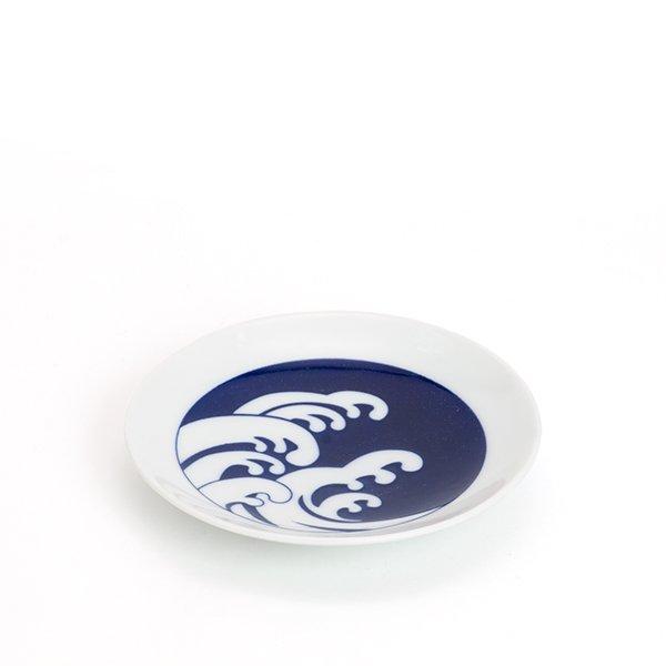 KIHARA/KOMON 豆皿 麿紋波