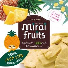 mirai fruits パイナップル 10g