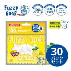 Fuzzy Rock(ファジーロック) レモン味【30パックセット】