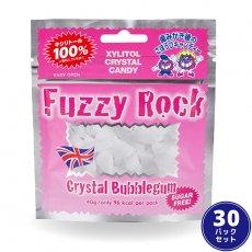 Fuzzy Rock(ファジーロック) バブルガム味【30パックセット】