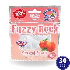 Fuzzy Rock(ファジーロック) ピーチ味【30パックセット】