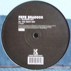 【中古】pepe Bradock Burning Naminohana Records