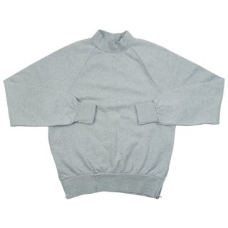 Fear of God フィアーオブゴッド FOG by Fear Of God Mock Neck Sweat Shirt スウェット 灰 Size【S】 【新古品・未使用品】