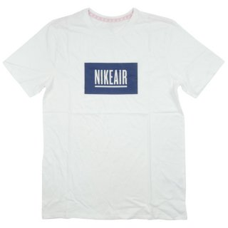 PIGALLE ピガール ×NIKE Air Tee BOXロゴTシャツ 白 Size【L】 【新古品・未使用品】