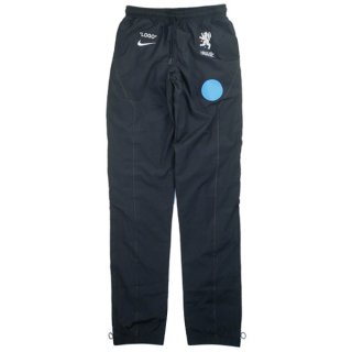 OFF WHITE オフホワイト ×NIKE ナイキ Football Collection Track Pants トラックパンツ 黒 Size【L】 【新古品・未使用品】