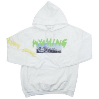 KANYE WEST カニエウェスト WYOMING HOODIE パーカー 白 Size【L】 【新古品・未使用品】