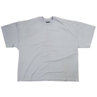Fear of God フィアーオブゴッド Fifth Collection 5th Mesh Oversized Jersey Top Tシャツ 灰 Size【M】 【新古品・未使用品】