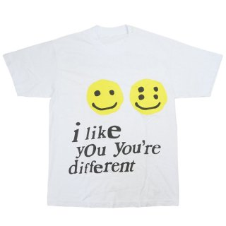 Cactus Plant Flea Market I Like You You're Different T-SHIRT Tシャツ 白 Size【M】 【新古品・未使用品】
