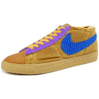 Cactus Plant Flea Market ×NIKE BY YOU BLAZER MID CI1066-994 スニーカー 茶 Size【27.0cm】 【新古品・未使用品】