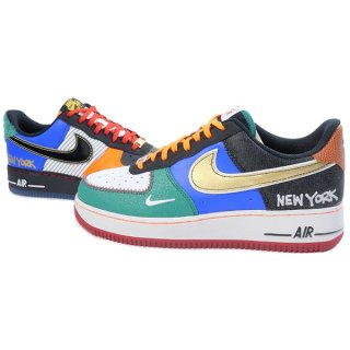 NIKE ナイキ AIR FORCE 1 LOW WHAT THE NYC CT3810-100 スニーカー マルチ Size【28.5cm】 【新古品・未使用品】