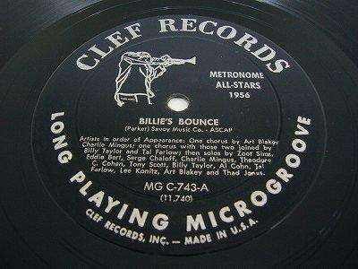 Fitzgerald Ella Metronome All Stars 1956 Clef Mgc 743