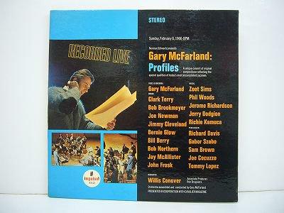 Gary McFarland - Profiles