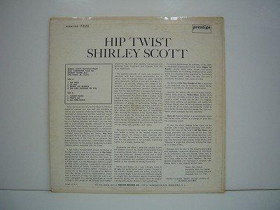 Shirley Scott Hip Twist
