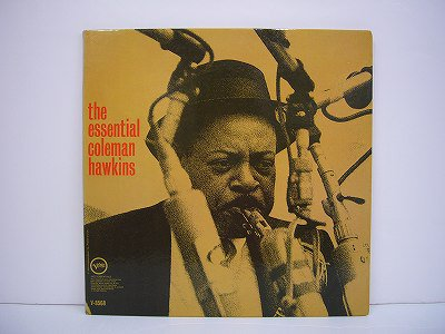 Hawkins Coleman The Essential Verve V 8568 Mono 横浜
