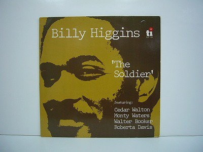 Billy Higgins The Soldier