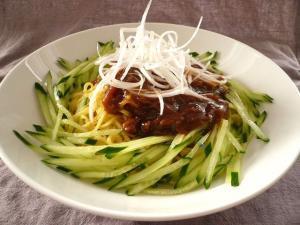 ジャージャー麺【4食】