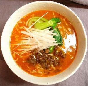 坦々麺【白胡麻】4食