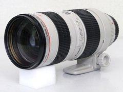 Canon キャノン EF 70-200mm F2.8L USM ズームレンズ/ケース付