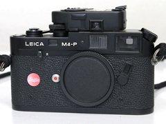 Leica ライカ M4-P レンジファインダーカメラ+METER MR ブラック