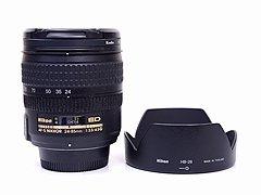 NIKON ニコン AF-S NIKKOR 24-85mm F3.5-4.5G ED (IF) 広角ズームレンズ