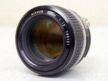 NIKON ニコン Ai NIKKOR 50mm F1.2 大口径標準レンズ