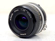 NIKON ニコン Ai NIKKOR 35mm F2.8 単焦点広角レンズ