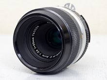 NIKON ニコン Ai Micro-NIKKOR-P・C Auto 55mm F3.5 単焦点レンズ