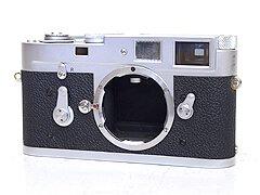 LEICA ライカ M2 カメラボディ 後期型