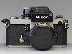 NIKON F2 フォトミック シルバー