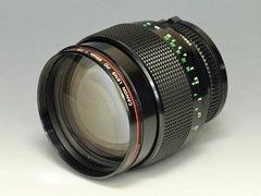 CANON LENS FD 85mm 1:1.2 L