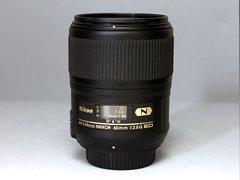 Nikon AF-S Micro NIKKOR 60mm 1:2.8G ED