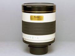 Kenko ミラーレンズ 800mm 1:8.0 DX