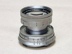 Summicron 50mm F2 沈胴レンズ