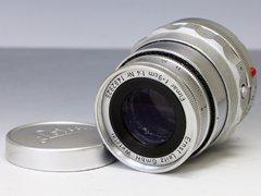 Elmar 9cm/90mm f4 Mマウント 沈胴式レンズ